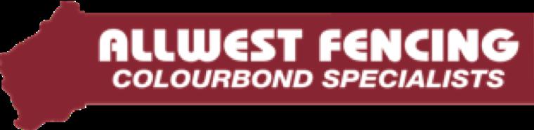 Colorbond Fencing Perth – Allwest Fencing Logo